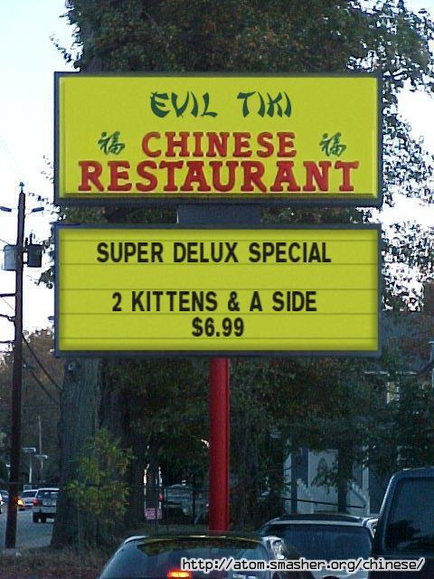 Evil Sign
